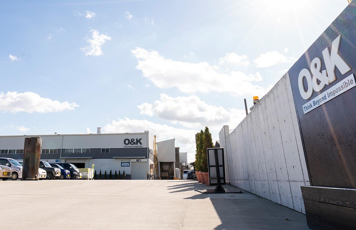 業務本部・大阪工場